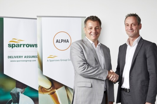 Alpha Offshore success provides boost to Sparrows Group in first year